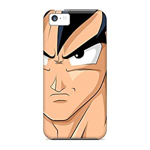 For Iphone 5c Premium Tpu Case Cover Dragon Ball Z Goku Protective Case