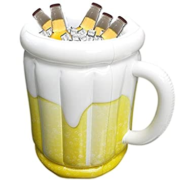 Compra Desconocido Cubo de Cerveza Hinchable o Jarra Gigante ...