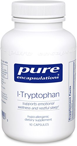 Pure Encapsulations l Tryptophan Hypoallergenic Supplement
