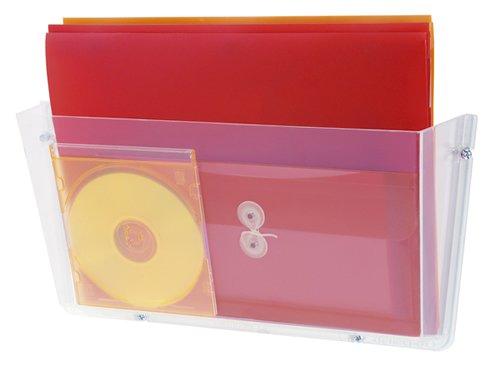Deflect-o Corporation One-Pocket Unbreakable Docupocket W...