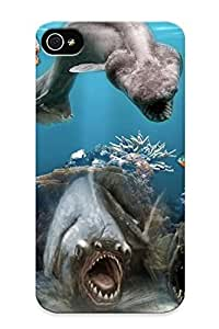 Improviselike Premium Iphone 4/4s Case - Protective Skin - High Quality Design For Christmas's Gift