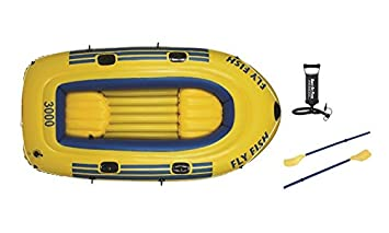Aria 2-Person Inflatable Boat Set
