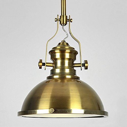 Brass Led Dome Light in US - 9