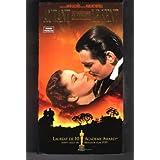 AUTANT EN EMPORTE LE VENT V.F. Gone With The Wind (EN FRANÇAIS (Doublé au Québec), FILM SUR 2 CASSETTES VHS, NTSC).