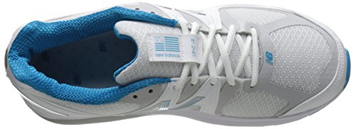 Balance 10 Blue Optimum US W1540V2 Blue Shoe Running White New Control Women's 4E White HwBqHdz
