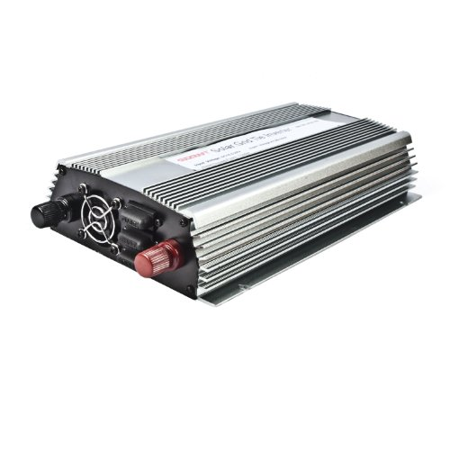 ALEKO WSB300 300W Solar Panel Power Grid Tie Inverter Grid On