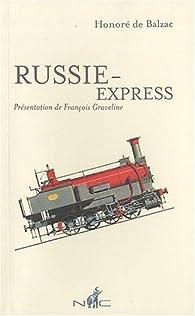 Russie-Express par Honoré de Balzac