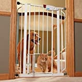 Carlson Pet Products 916040 Carls Xtl Walk Thru Gate