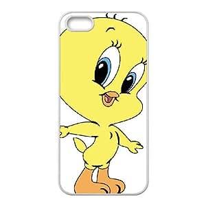 Tweety Bird iPhone5s Cell Phone Case White Decoration pjz003-3798249