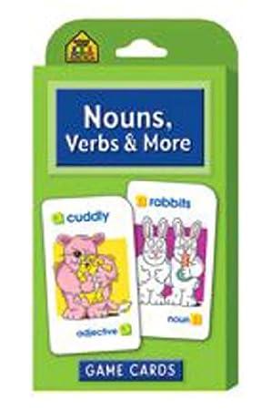 Amazon.com: Nouns Verbs & More Game Cards: Toys & Games