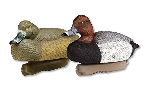 - Final Approach FA Gunners HD Redhead Decoys, 6 Pack