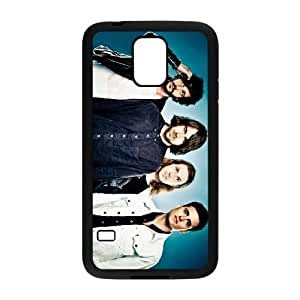 Samsung Galaxy S5 Cell Phone Case Covers Black The Vaccines Phone Case Clear Unique XPDSUNTR26519