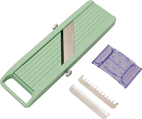 Vegetable Slicer Green Old