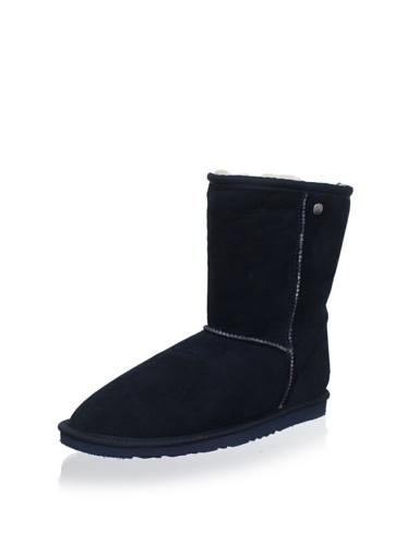 Koolaburra Classic Short Boots (Koolaburra Classic Short Midnight Navy Women's Boot (5) )