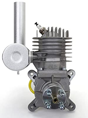 DLE-61 Gasoline Engine Gas Engine 61cc for RC Plane DLE61 NGK CM6