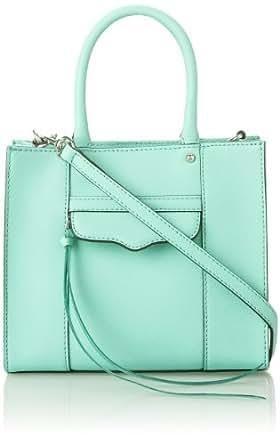 Rebecca Minkoff MAB Mini Cross Body Bag,Minty,One Size