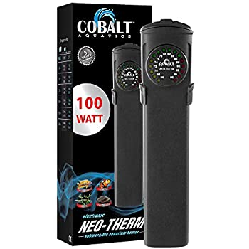 Amazon Com Cobalt Aquatics Flat Neo Therm Heater With