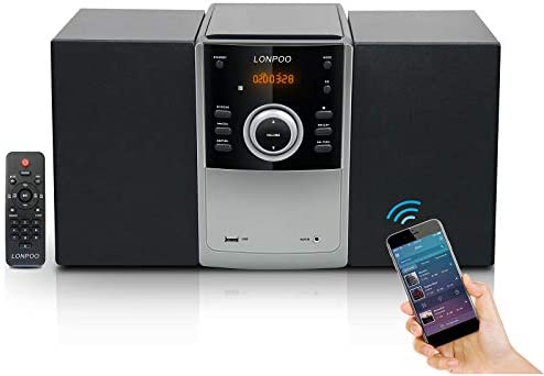 Microcadena Altavoz de Casa Micro Hi-Fi con