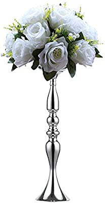 Portavelas de metal para bodas, centros de mesa, eventos ...