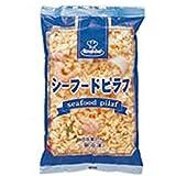 <ロイヤルシェフ> (国産米)シーフードピラフNEW 270g 【冷凍】