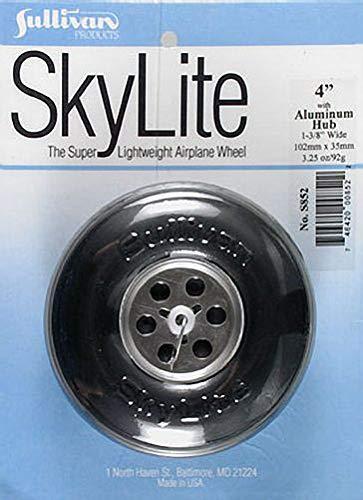 Sullivan Products Sky Wheel w/Alum Hub 4