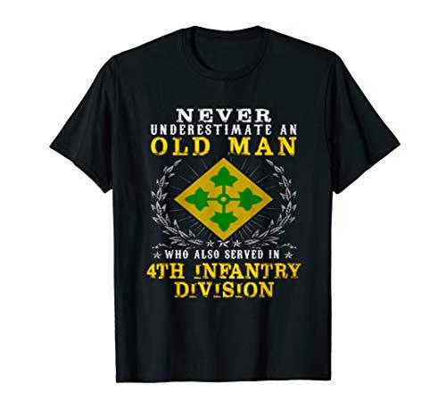 4th Infantry Division Tshirt -