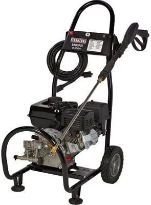 Ironton Gas Cold Water Pressure Washer – 2600 PSI, 2.3 GPM, Model Number 87034
