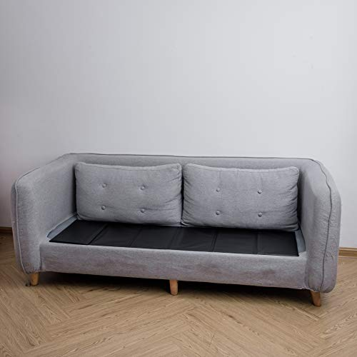 Noble Realm Extra Thick Sagging Sofa & Coach Cushion Support Insert && Extending Sofa or Coach Life && 70% Thicker Seat…