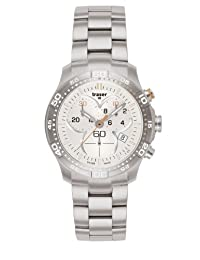 Traser H3 Ladytime Silver Chrongraph Ladies Watch T7392.25H.G1A.08 / 100279