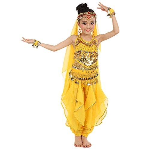 Cosplay Ragazze Festa Nozze Ragazze 1 Lungo Battesimo Bambini Zarupeng Sera Arcobaleno Per Cerimonia Giallo Abiti Vestito Carnevale Abito Ballerina Pageant Compleanno Fiore zfAH657