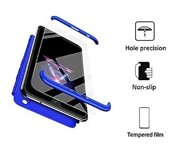 FMPC Funda Compatible con Huawei Honor 8X MAX, Caso Carcasa Huawei ...