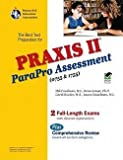 img - for Mel Friedman: Praxis II Parapro Assessment 0755 and 1755 (Paperback); 2009 Edition book / textbook / text book