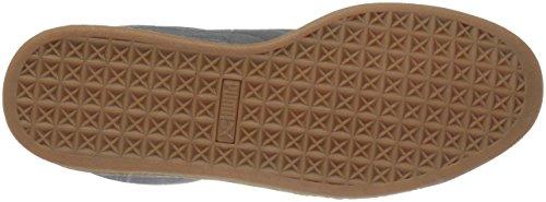 Unisex Steel Suede Gray Classic peacoat Puma Zapatillas Adulto vn74qzxSx