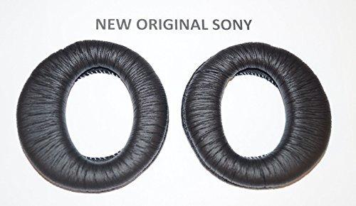 SONY Genuine Replacement Ear Pads cushions for SONY MDR-RF985R, RF985RK, RF865R, RF865RK Headphones - 1 pair (2 pieces)