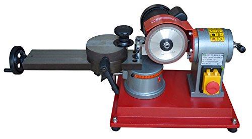 Techtongda 220v Heavy Duty 125mm Circular Saw Blade Grinder Rotary Angle Mill Sharpener (Duty Blade Heavy Grinder)