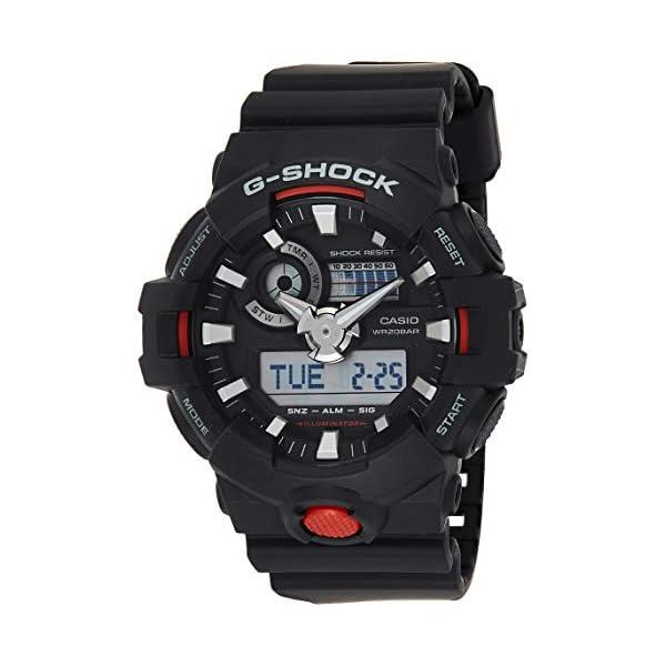 Casio Reloj casual de resina de cuarzo 'G Shock' para hombre 2