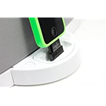 CableJive dockStubz Case Adapter for iPhone, iPod, and iPad Passes Full Function from a Charge or Audio Dock to Your Phone