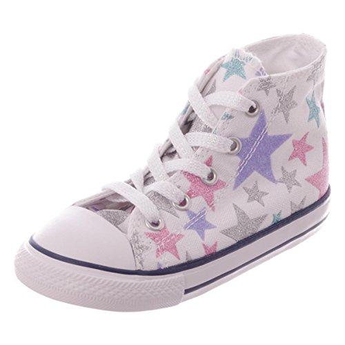 Converse Chuck Taylor Hi Canvas Sneaker Grafics Niñas Sintético Alta