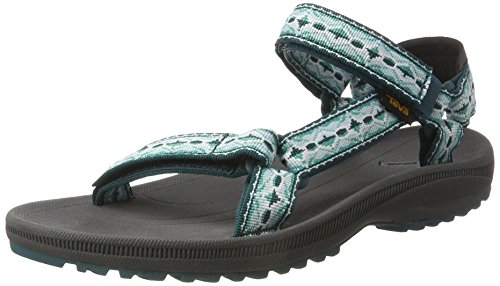 Türkis Antigua One Teva Teal Size Rose Winsted Damen Deep W Sandalen p8401