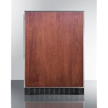 Summit SPR627OSFR Outdoor All-Refrigerator (Black)