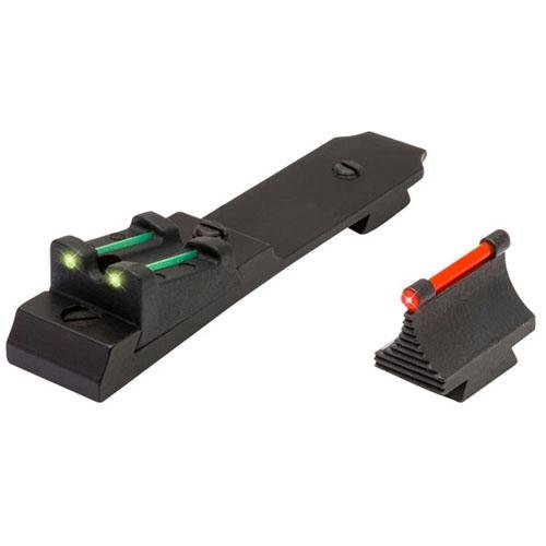 TRUGLO Lever Action Fiber Optic Sight Set - Henry Golden Boy