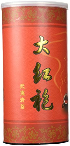 (200g Dahongpao Oolong Tea Wuyi Rock Tea Strong-flavor Red Robe Tea Chinese Tea (1))