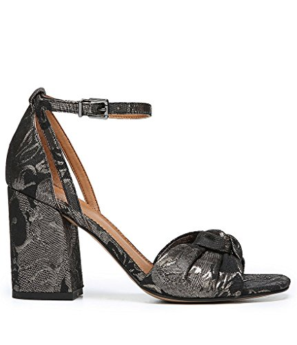 Sandalen In A-edana Van Franco Sarto, Zwart Metallic, 10,5m