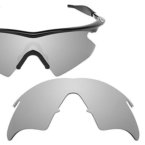 Verres Revant pour monture Oakley M Frame Heater Polarisés 2 Combo Pack de paires K004