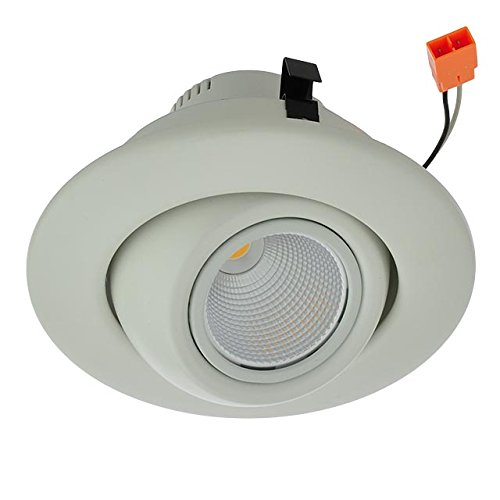 LEDwholesalers Retrofit Dimmable Gimbal Downlight
