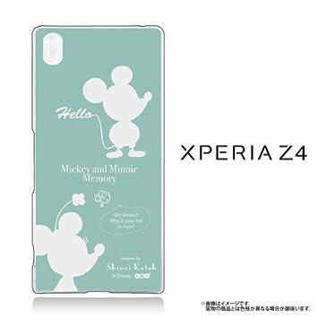 1b4c644010 Amazon   Xperia Z4 (SO-03G SOV31 402SO) 専用 【Disney/ディズニー ...