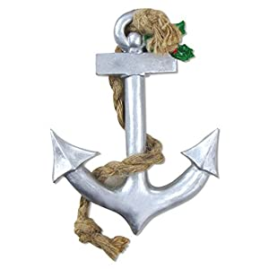 41vt11ySaeL._SS300_ Anchor Decor & Nautical Anchor Decorations