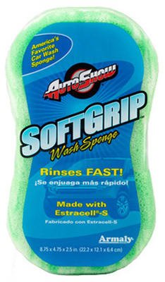 Armaly Brands 11802 Heavy-Duty Soft-Grip Sponge - Quantity 12