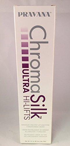 Pravana ChromaSilk Ultra Hi-Lifts Gold 3 oz