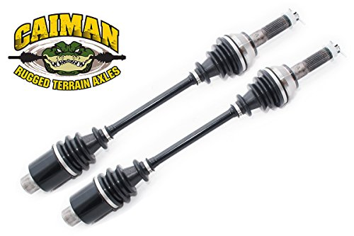 2010-2016 POLARIS RANGER 800 6X6 MIDDLE RUGGED TERRAIN ATV UTV CV AXLE SET Atv Cv Axle
